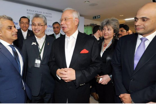 Muslim London mayor, Cabinet member welcome Khazanah