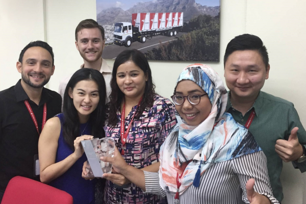 AGS Malaysia wins HR Award