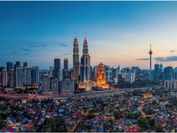 Malaysia: Gateway to the Fastest Growing Region in the World - by MDEC