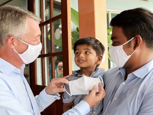 Malaysia's most vulnerable to receive complimentary reusable face masks during COVID-19