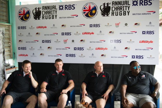 BMCC Charity Rugby Coaching Clinic 2015
