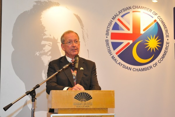 BMCC Premier Luncheon with the Lord Mayor of The City of London