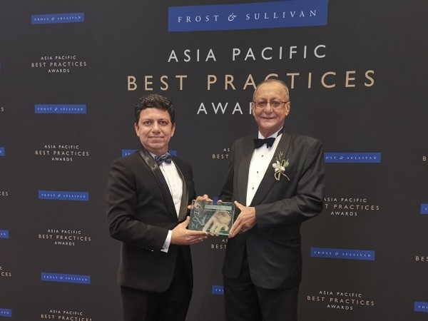 Trans International Logistiks Awarded 2019 Frost & Sullivan Malaysia Project Logistics Service Provi