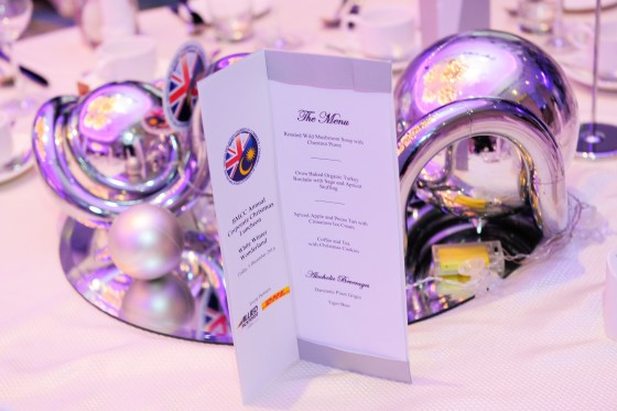 Press Release: It is White Winter Wonderland at the BMCC Annual Corporate Christmas Luncheon