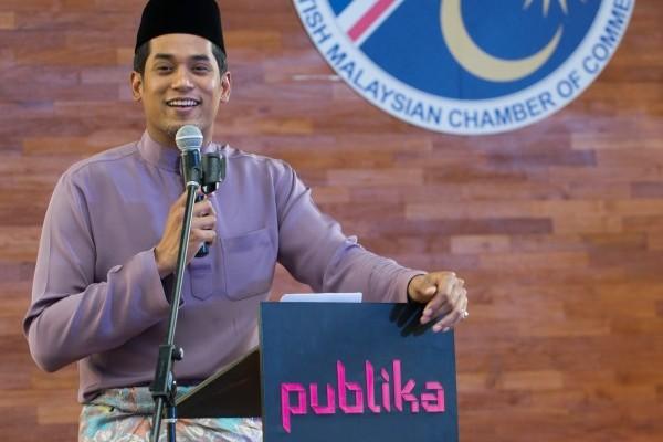BMCC INSPIRE with YB Khairy Jamaluddin