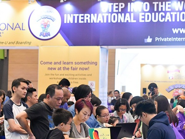 International School Fair Receives Overwhelming Response From Parents in KL