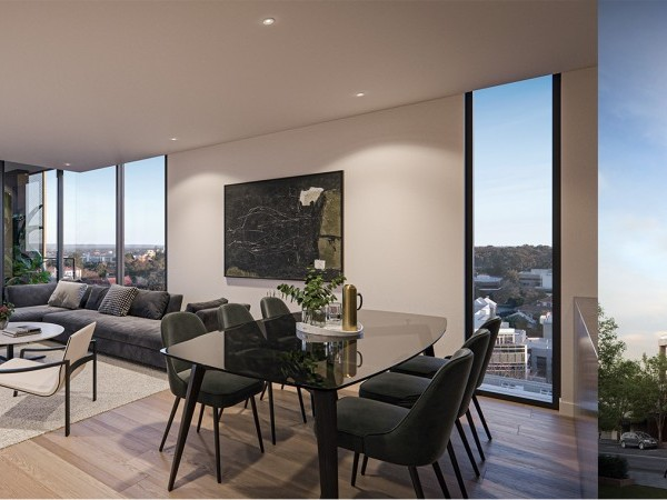 New West Perth Apartment Development Unveiled – Eligible for the State Government's new 75% transfer