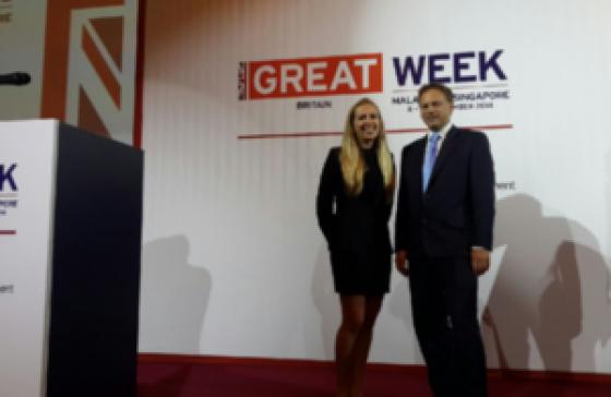 GREAT Week Malaysia & Singapore 2014: OBNI