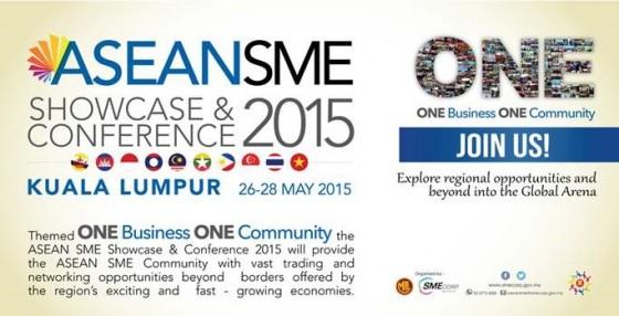ASEAN SME Showcase & Conference 2015