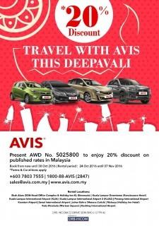 Deepavali Promotion 2016