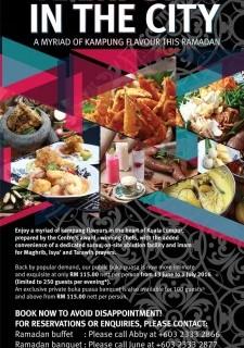 KLCC Ramadhan Promotions