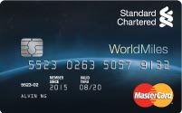 Standard Chartered Relaunches WorldMiles Mastercard