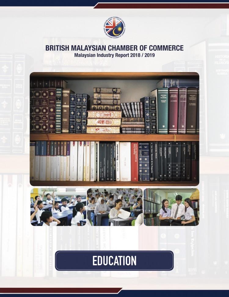 BMCC Sector Report 2018/2019: Education | British Malaysian