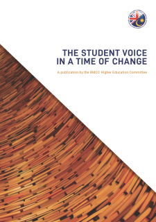 The Student Voice in a Time of Change