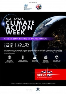 Malaysia Climate Action Week | Race to Zero: Keeping Up the Momentum