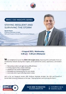 BMCC CEO Insights: Staying Resilient and Surviving the Storm