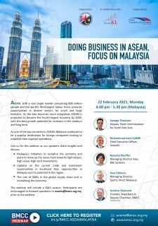 Doing Business in ASEAN, Focus on Malaysia