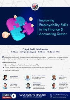 Improving Employability Skills in the Finance & Accounting Sector