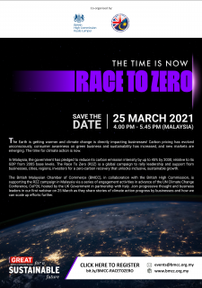 The Time is Now: Race To Zero