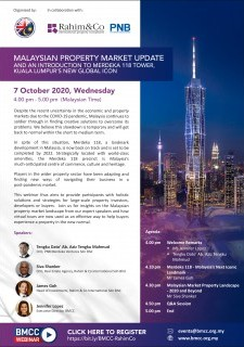 Malaysian Property Market Update and an Introduction to Merdeka 118 Tower, Kuala Lumpur's New Global