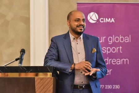 BMCC - CIMA: Future of Finance