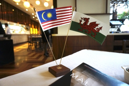 Wales Trade Mission to Malaysia Reception