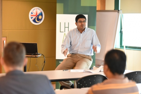 BMCC and Lee Hishammuddin Allen & Gledhill - Transfer Pricing Talk