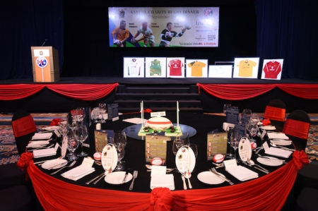 BMCC's 12th Annual Charity Rugby Dinner