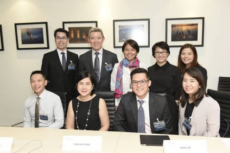 "ZICO-BMCC ""Conversation with ASEAN Insiders"" Workshop"