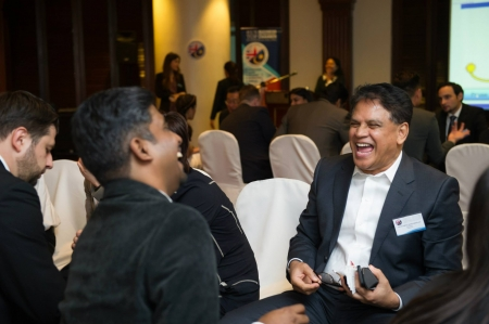 BMCC Speed Networking 2015 at JW Marriot KL