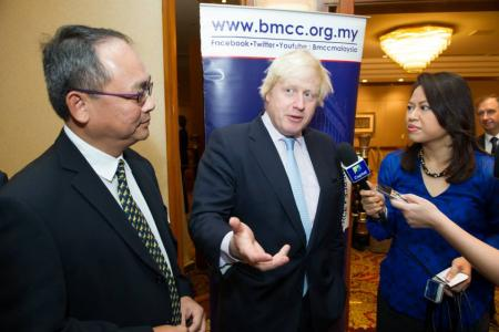 BMCC & SME Corp - London Delegation with Boris Johnson