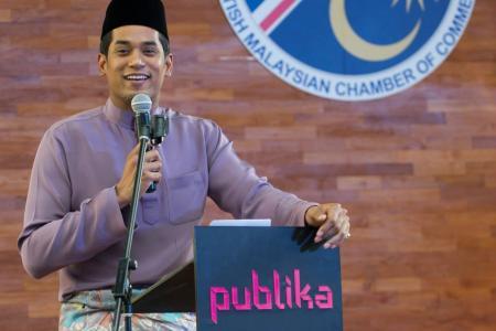 BMCC Inspire! with YB Khairy Jamaluddin
