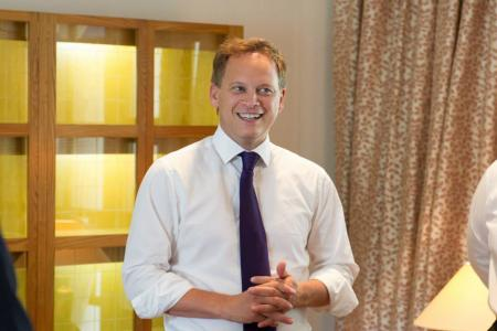 BMCC Board of Directors Luncheon with Rt Hon Grant Shapps MP