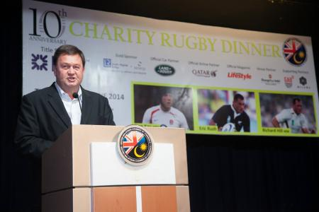 BMCC 10th Annual Charity Rugby Dinner