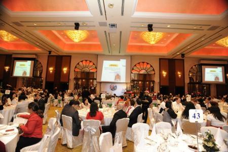 BMCC Annual Corporate Christmas Luncheon 2012