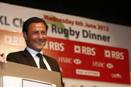 BMCC's 8th Annual Charity Rugby Dinner