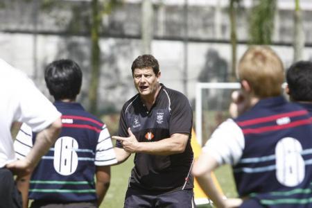 BMCC's 8th Annual Rugby Coaching Clinic