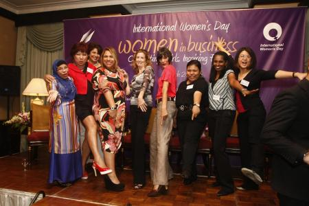BMCC's Women in Business Cocktail & Networking