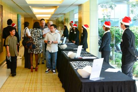 BMCC Annual Corporate Christmas Luncheon 2011