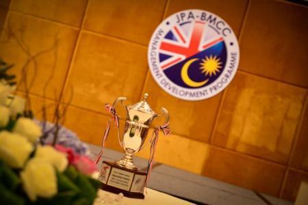 JPA - BMCC Management Programme Closing Day 2011