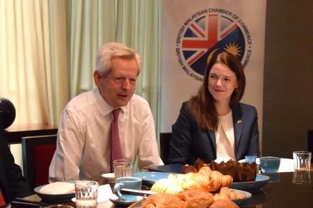 BMCC Roundtable with Richard Graham MP