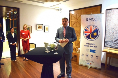 Welsh Delegation to Malaysia & Reception with British High Commissioner to Malaysia