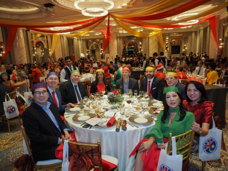 BMCC Annual Corporate Christmas Luncheon 2019
