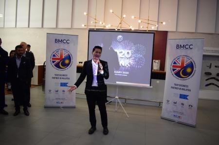 BMCC New Year's Drink 2020