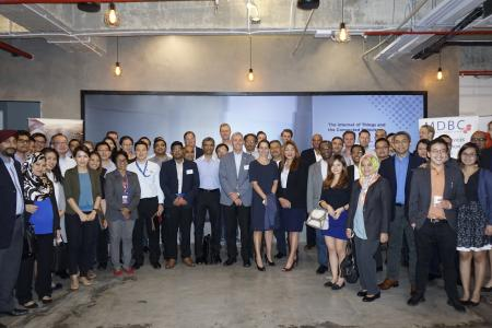 BMCC & MDBC Visit to ASEAN Data Analytics Exchange Hub (ADAX)