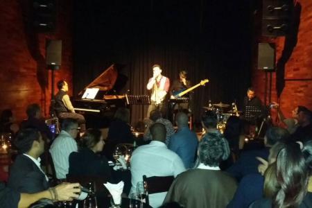 BMCC - Gower & Mae: A Celebration of British & Malaysian Jazz